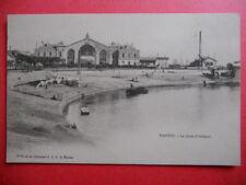 NANTES  :  La Gare d'Orléans.