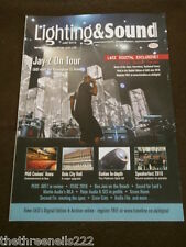 LIGHTING & SOUND INT - JAY-Z ON TOUR - JULY 2010