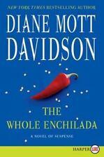 The Whole Enchilada: A Novel of Suspense, Davidson, Diane Mott, Acceptable Books