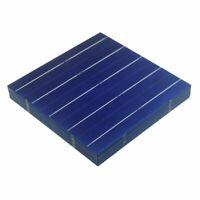 156MM 4.5W 0.5V Polycrystallie Silicon Solar Cells 6x6 For DIY Solar Panel