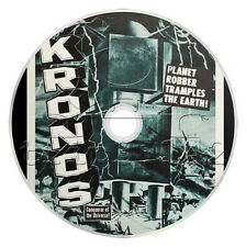 Kronos (1957) Action, Drama, Horror Film / Movie on DVD