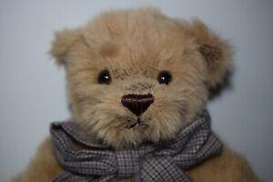 KORIMCO Fully Jointed Plush teddy 36cm