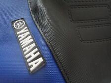 SEAT COVER , YAMAHA RAPTOR 250, yfm ULTRA GRIPP, GRIPPER BLUE,EXCELLENT QUALITY!