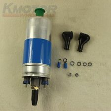 New 0580254910 Electric Fuel Pump With Install Kits For Mercedes W126 W124 W123