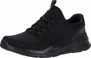 Skechers Equalizer 4.0 Voltis, Black/Black, Size 8.5