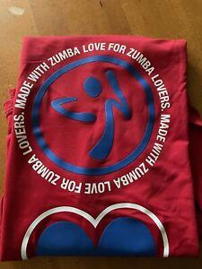 Zumba Shirt Top Tank Gr. M