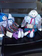 Limited Edition Vali Musical Clown Doll by Betty Jane Carter