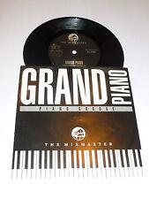 "THE MIXMASTER - Grand Piano - RARE 1989 UK 2-track 7"" Vinyl Single"
