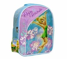 "Disney Tinkerbell Preschool School Girls Toddler Kids 11"" BACKPACK BAG NEW"