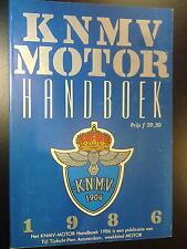 KNMV Motor Handboek 1986