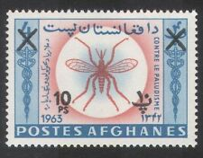 Afghanistan 1963 Malaria/Health/Medical/Welfare/Mosquito/Insects 1v surch n39072