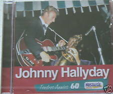 TENDRES ANNEES 60 BEST OF - HALLYDAY JOHNNY (CD)  NEUF SCELLE