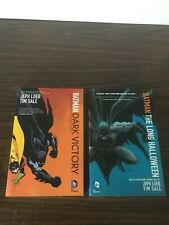 2 - DC Comics Batman TPB - 2011 The Long Halloween - 2014 Dark Victory