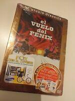 Dvd  el vuelo del fenix     (PRECINTADO nuevo)