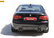 REMUS Racing Sport exhaust BMW E92 Coupe and E93 Cabriolet 335i ab Bj. 05 right