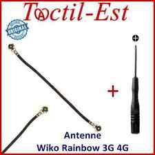 Antenne Fil Cable Coaxial WIFI GSM Wiko Rainbow 3G et  4G ORIGINAL+ Tournevis