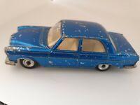 Vintage Dinky 160 Mercedes - Benz 205 SE car  -1967 to 1974.