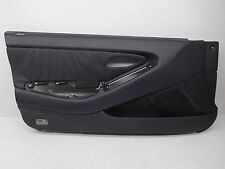 NOS OEM Honda Accord Coupe EX Gray Leather Left Door Trim Panel 83583-S82-A62ZA