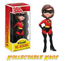 "The Incredibles - Mrs Incredible Rock Candy 12.5cm(5"") Vinyl Figure"