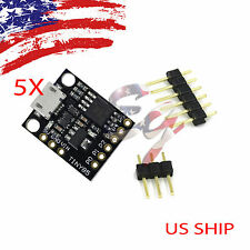 5X PCS Digispark Kickstarter Attiny85 USB Development Board for arduino
