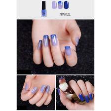 6mlthermal Nail Polish Temperature Color Change Varnish Diy24 Cgt A4