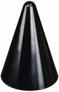 American Metalcraft 10 Oz Black Melamine Fry Cone Black NEW