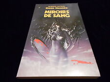 Dean Koontz : Miroirs de sang Editions Pocket 1982