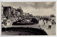 Brighton, Sussex, England vintage Avery Postcard - Miniature Golf Course