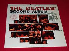 THE BEATLES - LP - THE BEATLES' SECOND ALBUM