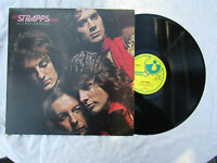 STRAPPS LP SECRET DAMAGE...... 33rpm / rock