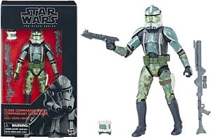 """Star Wars The Black Series Clone Commander Gree 6"""" Inch Action Figure - BOXED!"""