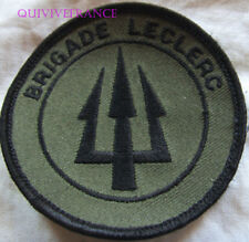 IN10825 - PATCH (KFOR Ops. TRIDENT) BRIGADE LECLERC