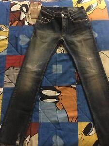 Jeans Care Label Nuovo