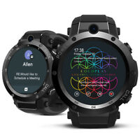 Zeblaze THOR S 3G 1.39inch Super AMOLED 1GB+16GB GPS WIFI Camera Smart Watch