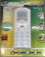 ELRO Rilevatore di Movimento Con Dispositivo Telefonico SC88-D Impianto Allarme