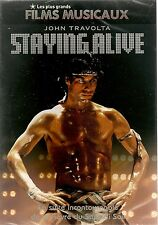 "DVD ""STAYING ALIVE"" JOHN TRAVOLTA    neuf sous blister"