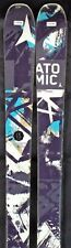 13-14 Atomic Vantage Theory Used Mens Skis Without Bindings Size 177cm #819780