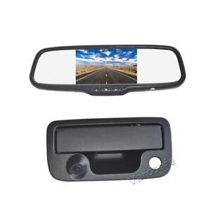 Vardsafe Reverse Camera & Mirror Monitor for Volkswagen VW Amarok (2010-2020)