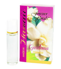 Gardenia Perfume Roll-on by Forever Florals Hawaii (New In Box, FREE SHIP USA)