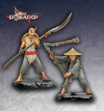 Warhammer Chaos sectateurs de Cathay-Hell Dorado immortel paysans Chinois démon
