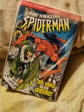 MARVEL POCKETBOOK AMAZING SPIDER MAN THE WINGS OF THE VULTURE ! GRAPHIC NOVEL