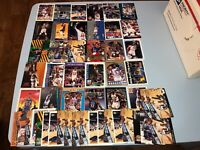 Patrick Ewing Lot of 50 (Base, Insert, Parallels) 31 Different Cards
