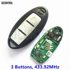 Smart Car Remote Key Fit for NISSAN Qashqai X-Trail Keyless Entry Controller