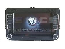 Radio navegador RNS-510 MFD3 TFT 1T0 HDD VW Volkswagen Golf Passat Eos Touran CC