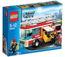 LEGO CITY 5-12 ANNI AUTOPOMPA FIRE TRUCK ART 60002 RARO NUOVO FUORI PRODUZIONE