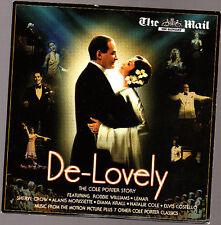 Music CD, De-Lovely, Cole Porter Story, Robbie Williams, Lemar, Sheryl Crow