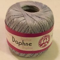 MADAME TRICOTE DAPHNE 10 CROCHET THREAD  LAVENDER 1.76 OZ 100% MERCERIZED COTTON