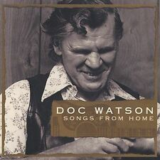 DOC WATSON - Songs from Home - CD ** Brand New **