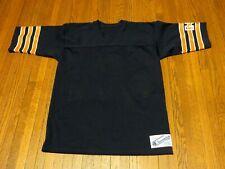 Men's VTG 80's 90's NFL Chicago Bears GSH Blue Blank Jersey sz L