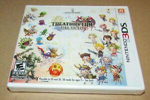Theatrhythm Final Fantasy (Nintendo 3DS) Brand New / Fast Shipping